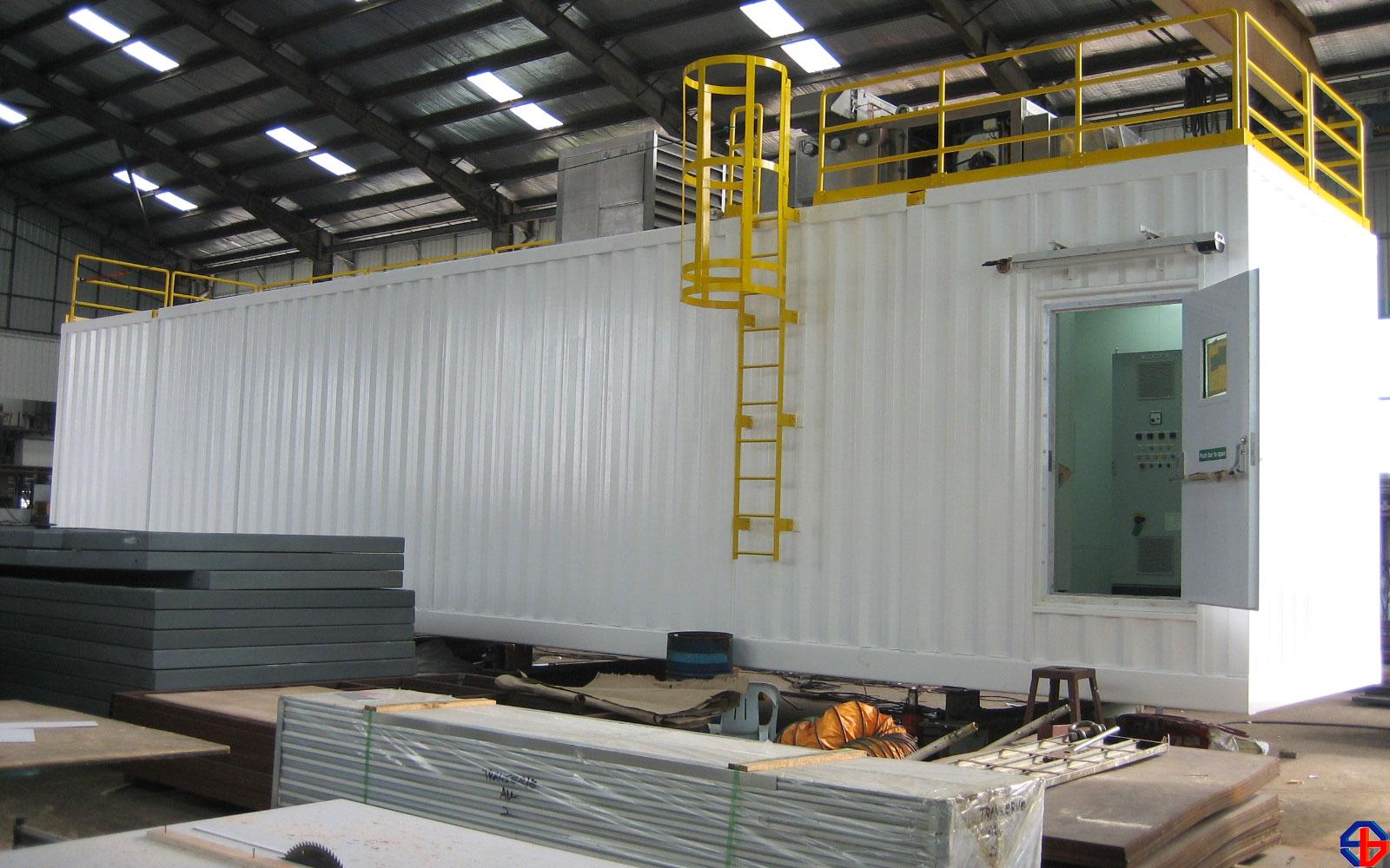 Sediabena Builders Pre Engineered Industrial Building